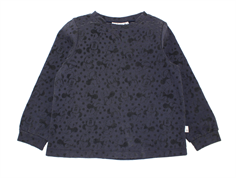 Wheat sweatshirt Minnie midnight blue